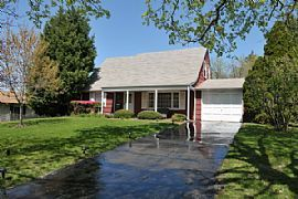 Beautiful Cape Cod For Rent - 4 Bedrooms