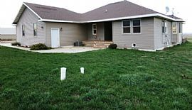 Single Family Home in Williston on Large Lot