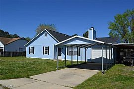 This 3 Bedroom, 2 Bath Home Has a Fresh New Face! New Paint Thr