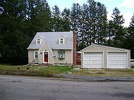 3 Bed 2 Bath Cape Features Fireplaced