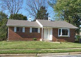 8821 Sigrid Rd, Randallstown, Md 21133 3 Beds 2.5 Baths -- Sqf