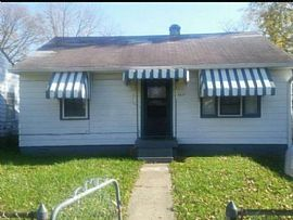 1631 N Livingston Ave, Indianapolis, in 46222