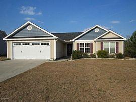 1006 Ponderosa Pl, Jacksonville, Nc 28546 3 Beds 2 Baths 1,327