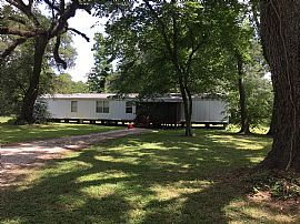 Tranquility and Privacy Amid Towering Oaks
