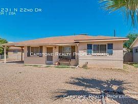 7231 N 22nd Dr, Phoenix, Az 85021