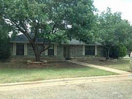 1342 Summoner Ln, Abilene, Tx 79602