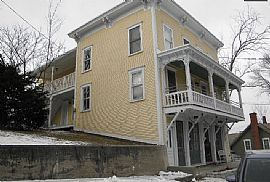 Lovely One Bedroom Apartment in Historic Hinesburg Building.